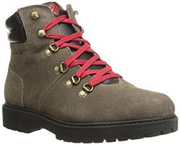 Columbia Youth Teewinot Stomper Hiking Boot , Mud, 1 M US Li